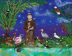 All you need is LOVE ♥♥ This is St. Francis In Florida, rich with the life of the Florida Eagle Forest in Seffer, Florida. Florida lovers - Hang some love karma on your wall with a St. Francis print ♥ A portion of this sale goes to help save this fragile wildlife preserve in northern