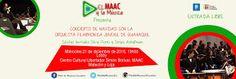 #Vamos | CONCIERTO DE NAVIDAD en el MAAC (entrada libre)