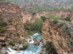 MAGIA SERRANA: LAS CHORRERAS DE ENGUÍDANOS Y VILLORA Valencia, Water, Outdoor, Beautiful Places, Places To Visit, Mother Nature, Paths, Vacations, Viajes