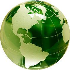 Florentia Cosmetics green world..