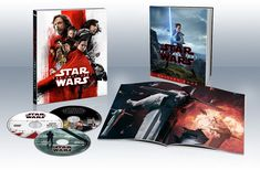 Disney has just announced the release date for Star Wars: The Last Jedi on Blu-ray, Digital HD/4k. The digital version will be available on March [...]