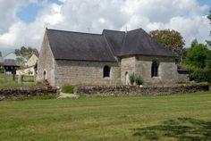 L'Art dans les Chapelles, Guern, Bretagne