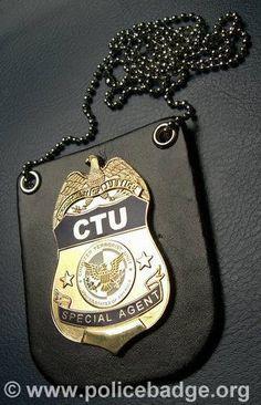 Badge CTU -24- by dynamicentry122, via Flickr