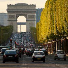 France - Paris - Champs Elysee