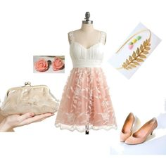 bridal shower outfit - just discovered polyvore