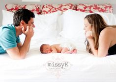 Newborn Family by corina