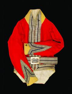 Georgian Inneskillen Uniform