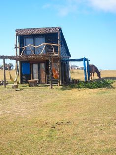 "Uruguay: ""off-grid"" in Cabo Polonio Montevideo, Bungalows, Chile, Porch And Balcony, Paraiba, Surf Trip, Small Places, Little Houses, Play Houses"