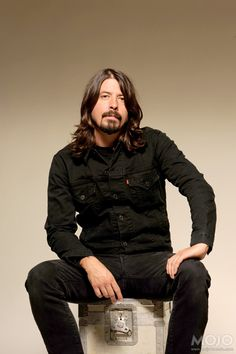 Rock n' roll god Dave Grohl