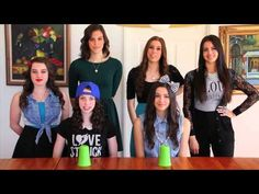 Cups from Pitch Perfect by Anna Kendrick - Cover by Cimorelli. They do this VERY well. I have this song stuck in my head all the time. Cimorelli Songs, Cimorelli Sisters, Cimorelli Family, Music Is Life, My Music, Cup Song, Country Music Videos, Pitch Perfect, Anna Kendrick