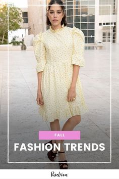 """If you're tired of asking yourself """"What the heck should I even buy for fall?"""" sit back, grab your credit card, and get ready to click """"add to cart."""" #fall #fashion #trends Fall Fashion Trends, Autumn Fashion, Cashmere Wrap, Carpet Styles, Red Carpet Looks, Sequin Dress, Get The Look, Color Trends, Tired"""