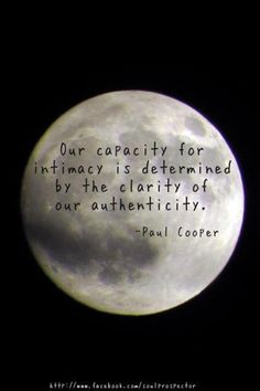 Authenticity by the moon