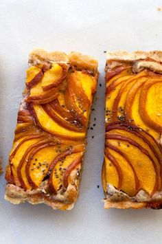 For an interesting and unexpected touch to this classic dessert, chia seeds are baked into the almond frangipane filling. #peachrecipes #peaches #brunch Tart Recipes, Wine Recipes, Cooking Recipes, Brunch Recipes, Cocktail Recipes, Dessert Recipes, Georgia Peach Pie Recipe, Frangipane Tart, Pastry Shells