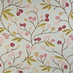 Java - Duckegg fabric, from the Sumatra collection by Porter & Stone