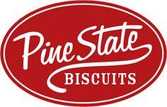 Pine State biscuits, Portland Oregon. Triple D