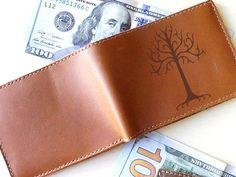 #treeofgondor #leather #wallet