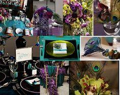 The Wedding Decorator: A Peacock Themed Wedding