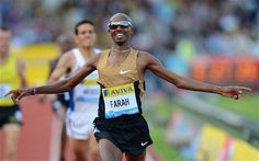 Mo Farah finishes season with two mile victory at Aviva Birmingham Grand Prix Mo Farah, Olympic Champion, Cross Country, Athletics, Grand Prix, Birmingham, Victorious, Olympics, It Is Finished