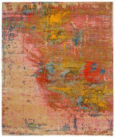 Jan Kath / Artwork 22 rug
