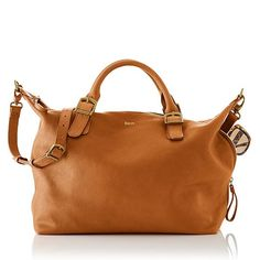 Brooklyn Buckle Bag #makeyourmark