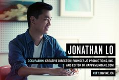 Pintastic People: Jonathan Lo | conundrum