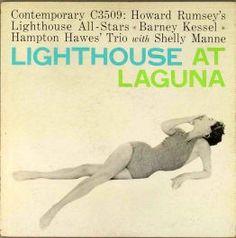 Vintage Vanguard ジャズレコード館 Lighthouse at Laguna