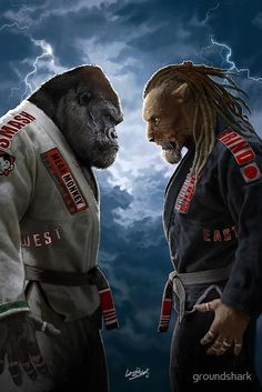 West' Art Print by groundshark Bjj Wallpaper, Character Art, Character Design, Art Of Fighting, Ju Jitsu, West Art, Dark Fantasy Art, Dope Art, Furry Art