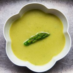 Cream Of Asparagus Soup @keyingredient #soup