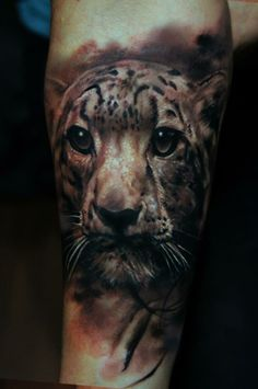 Tattoo by Domantas Parvainis