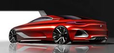 BMW on Behance