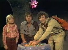 Land of the Lost - I couldn't miss an episode as a child.
