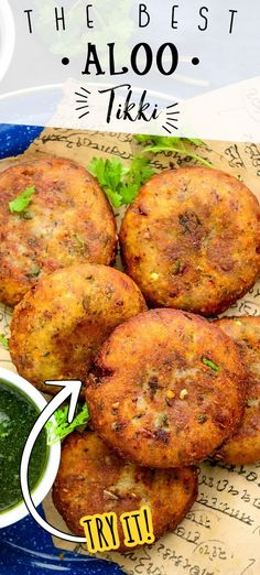 Vegetarian Snacks, Savory Snacks, Savoury Dishes, Easy Snacks, Indian Appetizers, Indian Snacks, Indian Food Recipes, Aloo Tikki Recipe, Chaat Recipe