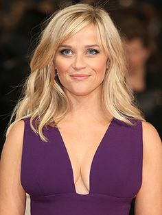 Reese Witherspoon's Amazing Blonde Highlights Blond Ombre, Ombre Hair Color, Blonde Balayage, Blonde Highlights, Gold Blonde, Blonde Color, Blonde Hair, Red Carpet Hair, Box Braids Hairstyles