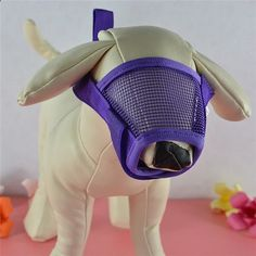 #1 Most Reliable Comfortable Dog Muzzle Mask Breathable S-XXL; #1 Vet Recommended