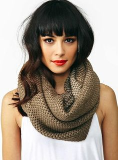 Cute Easy On the Layers Heavy on the Bangs hairstyles