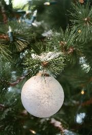 Maidstone Ornament S - Rivièra Maison - Kerstbal