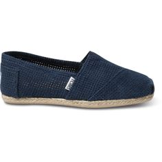 Official Store - TOMS Shoes - One for One - A Pair of New Shoes is... ❤ liked on Polyvore