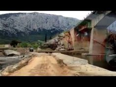 Riaperto l'attraversamento del Cedrino a Oloé