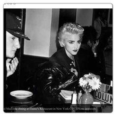 Sean penn and Madonna blonde hair is platnum