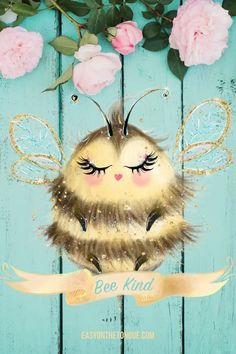 Quotes About Hate, Good Attitude, Bee Art, Having A Bad Day, Cute Illustration, Elephant Drawings, Outline Drawings, Belle Photo, Good Day
