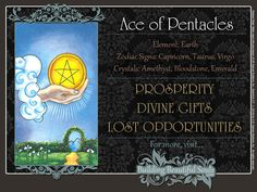 THE Ace of Pentacles TAROT CARD MEANINGS - UPRIGHT& REVERSED! The Ace of Pentacles Tarot includes LOVE, NUMEROLOGY, & SYMBOLS for more accurate TAROT READING. #minorarcana #suitofpentacles #aceofpentacles #tarot #tarotreading #learntarot #tarotcards #tarotcardreading #tarotcardmeanings #psychic #psychicreadings #divination #oraclecards #riderwaitetarot #numerology #astrology #magic #magick