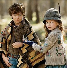 Ralph Lauren, kids @Tinell Skaug can we do a shoot with Riley and Avery please?!! :)