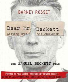 #samuel #beckett #correspondence #with #usa #grove #press #publisher #barney #rosset 2016