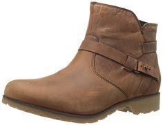 Teva Women's W Delavina Ankle Boot, Bison, 9.5 M US Teva http://www.amazon.com/dp/B00PTZ85G2/ref=cm_sw_r_pi_dp_RrI3vb06ESJGY