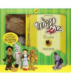 Wizard of Oz Crochet Kit