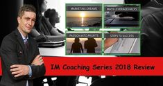 IM Coaching Series 2018 – what is it? IM Coaching Series 2018 is a new training course created by Kevin Fahey that will teach you how you can how to build an automated six-figure business in just 12 weeks. Everything inside im coaching series 2018 it has been tested-and-proven to be both effective and newbie-friendly. In other words, there is nothing you need to worry about this special training course. Training Courses, No Worries, Coaching, Passion, 12 Weeks, Marketing, Youtube, Business, Training
