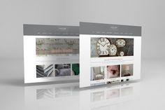Website design for Texture Interiors Mobile Responsive, Marketing Materials, Web Design, Stationery, Interiors, Texture, Website, Creative, Surface Finish