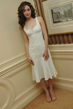 emmy rossum - outfit