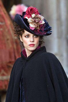 Rachel McAdam's in Sherlock Holmes #movie #hat
