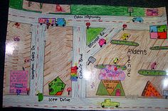 Math-n-spire: Geometry Project - concepts covered: intersecting, parallel, & perpendicular lines... acute, right, obtuse, and straight angles... polygons... polyhedrons. Students design a city incorporating many 2-d geometric properties!